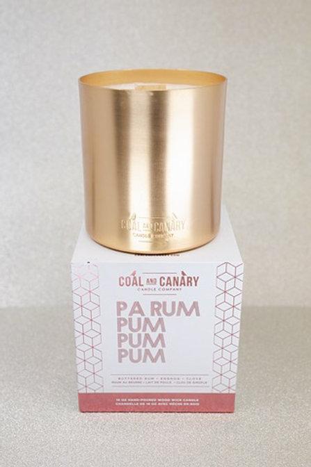 Gold XL Pa rum pun pum pum