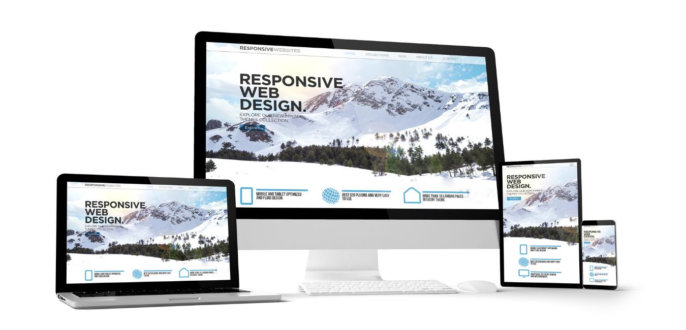 web design BetterWave Marketing