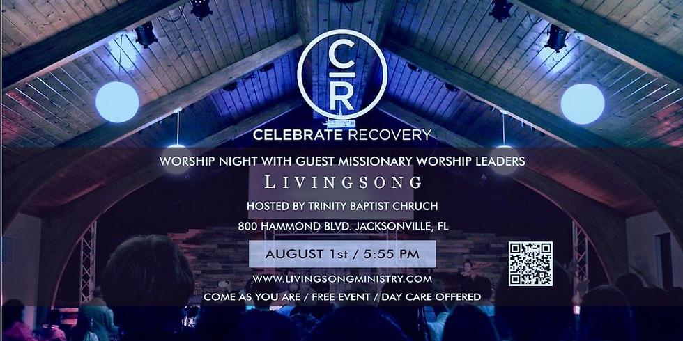 Celebrate Recovery Jacksonville Worship Night