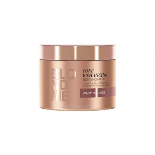 Blondme Warm Blonde Tone Enhancing Mask