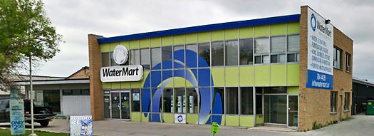 Watermart King Edward Location