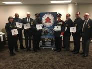 CPCA Basic Certification recipients 2019