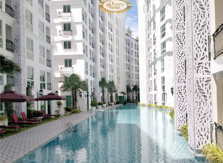Olympus City Garden - Truly a New Way of Life in the heart of Pattaya
