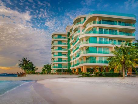 Paradise Ocean View Beach Front Condo in Pattaya