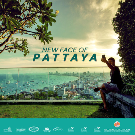 THE NEW FACE OF PATTAYA