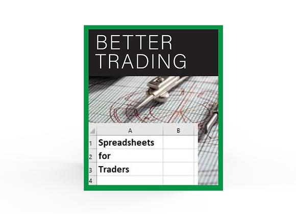 Spreadsheet Pack - Better Trading