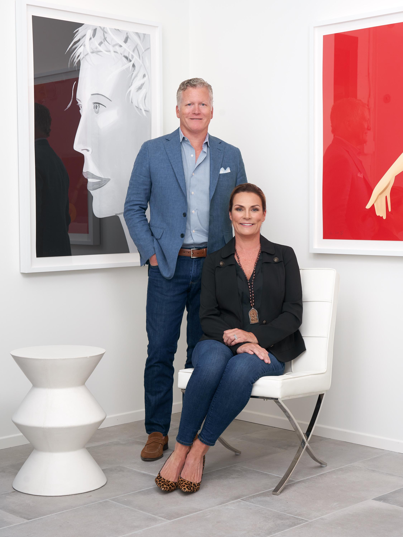 Heidi and Ramsey Maune