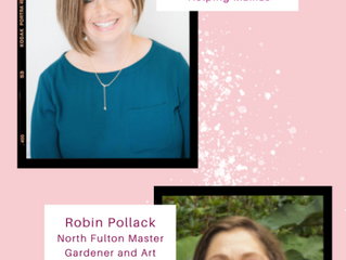 'Moms Helping Moms' Instagram Live with Robin Pollack