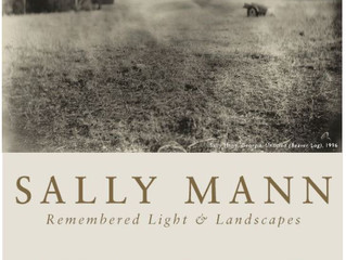TONIGHT: Sally Mann at Jackson Fine Art