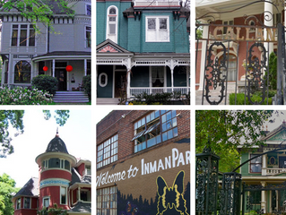 Why Inman Park Is The Best Neighborhood In Atlanta