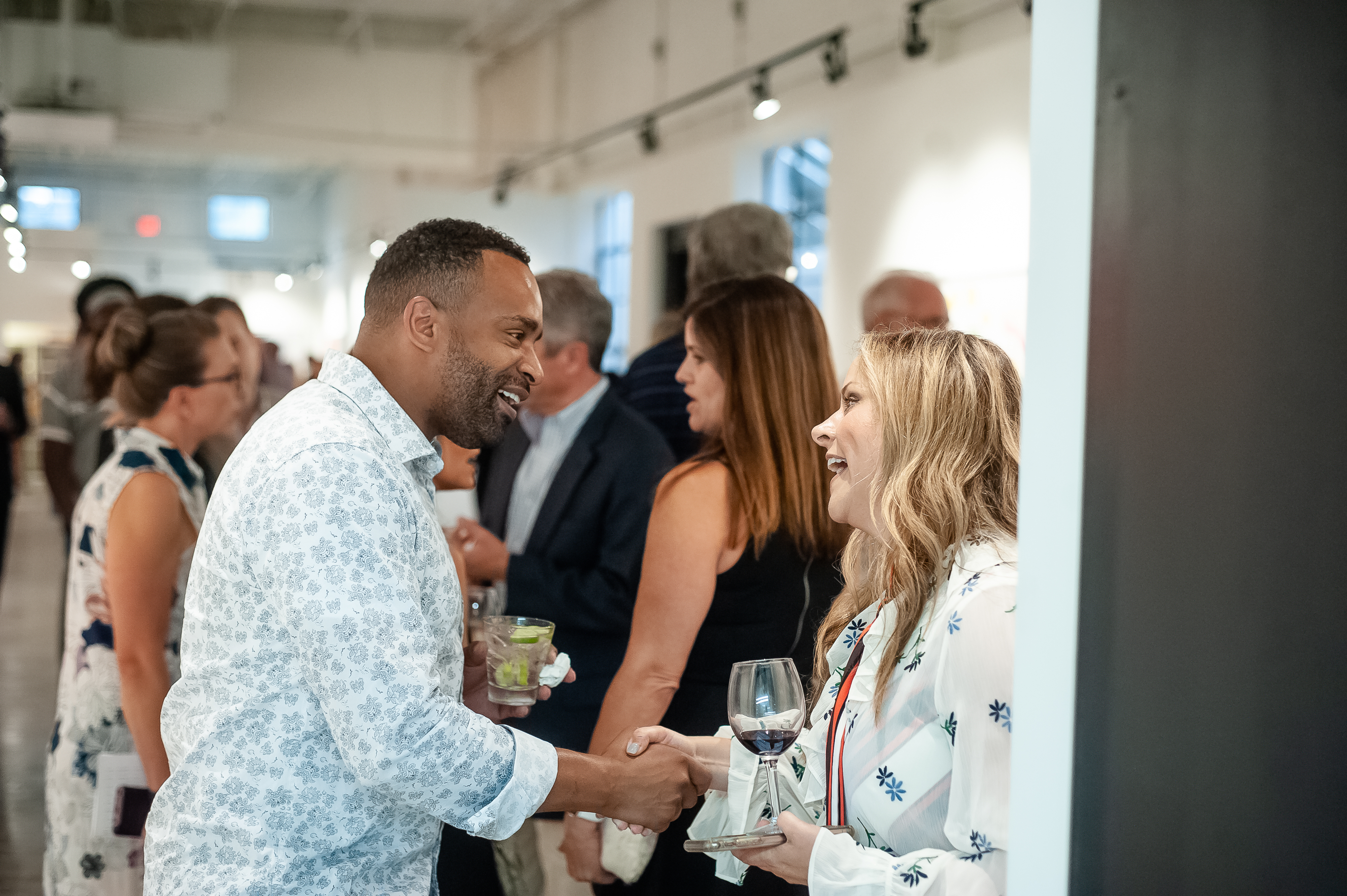 Maune Contemporary Grand Opening