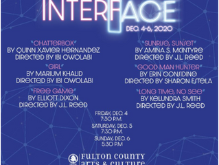 Interface: An Evening of New Virtual Plays