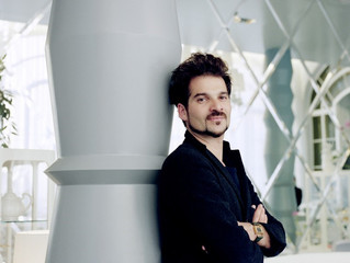 High Five to Superstar Designer, Jaime Hayon