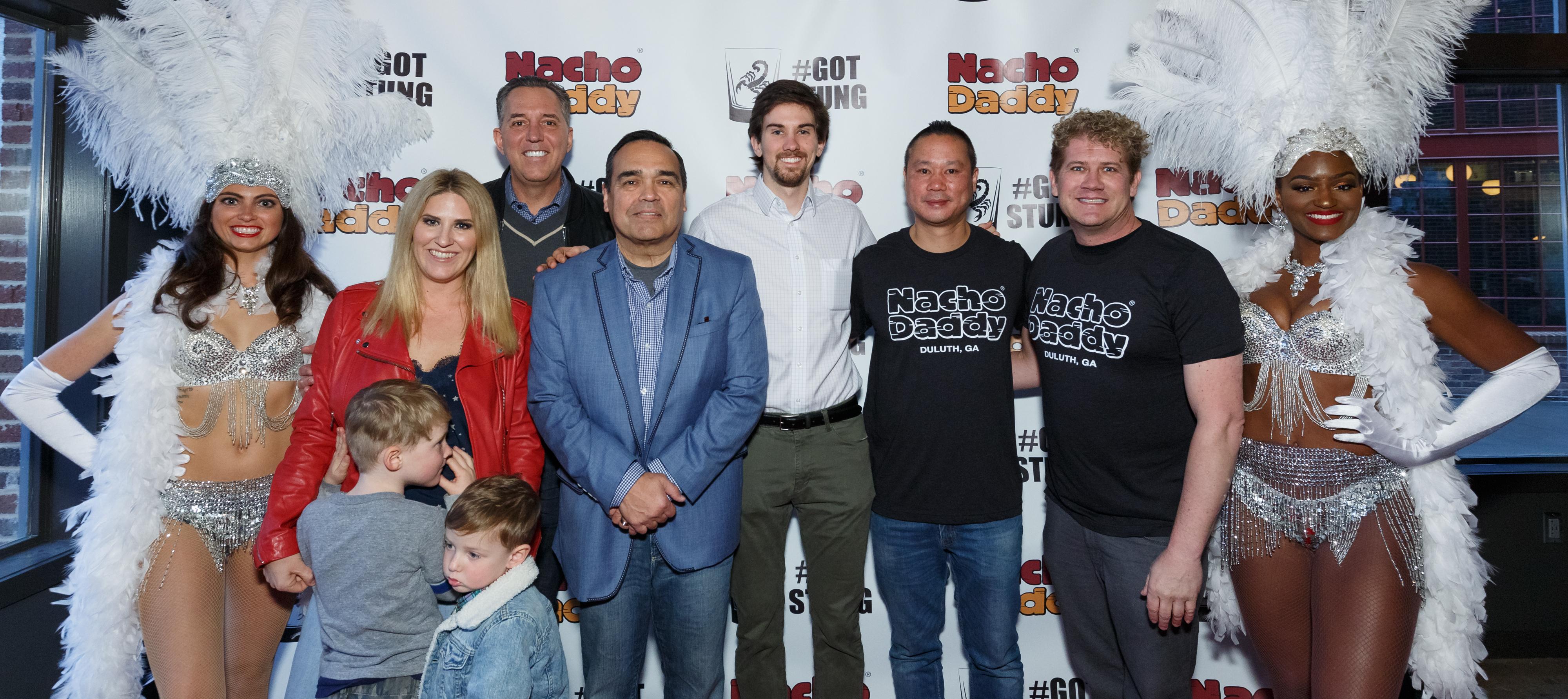 Nacho Daddy executives family