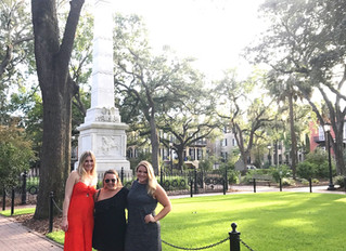 #LLPRGirlGang's Trip to Savannah