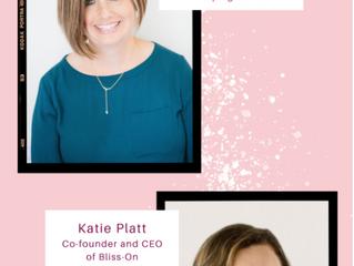 'Moms Helping Moms' Instagram Live Featuring Katie Platt