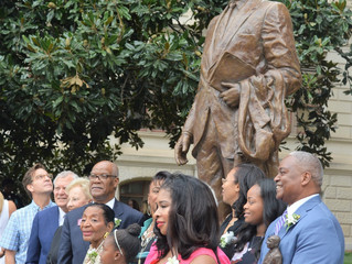 Martin Luther King Jr. Statue Unveiled in Atlanta!