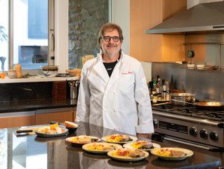 DEVELOPER TURNS COOKBOOK AUTHOR  WITH SALES BENEFITING HOMELESSNESS