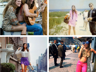 TO MARK THE FIRST DAY OF SUMMER, WE'RE FLASHING BACK TO THE SUMMER OF 1969