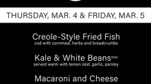 CHEF LANCE IS SERVING UP HIS FAMOUS MAC CHEESE THIS THURSDAY & FRIDAY