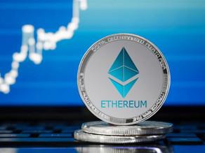 Инвесторы скупают  Ethereum (ETH)