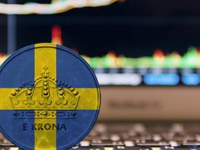 Швеция запускает  криптовалюту