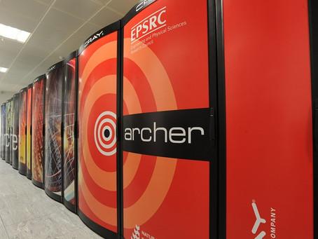 Кто-то взломал суперкомпьютер ARCHER для добычи криптовалюты