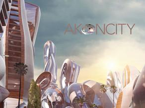 Крипто-город Akon city