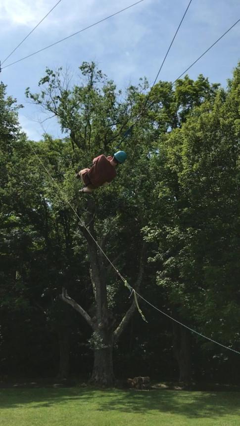 Giant's Swing!