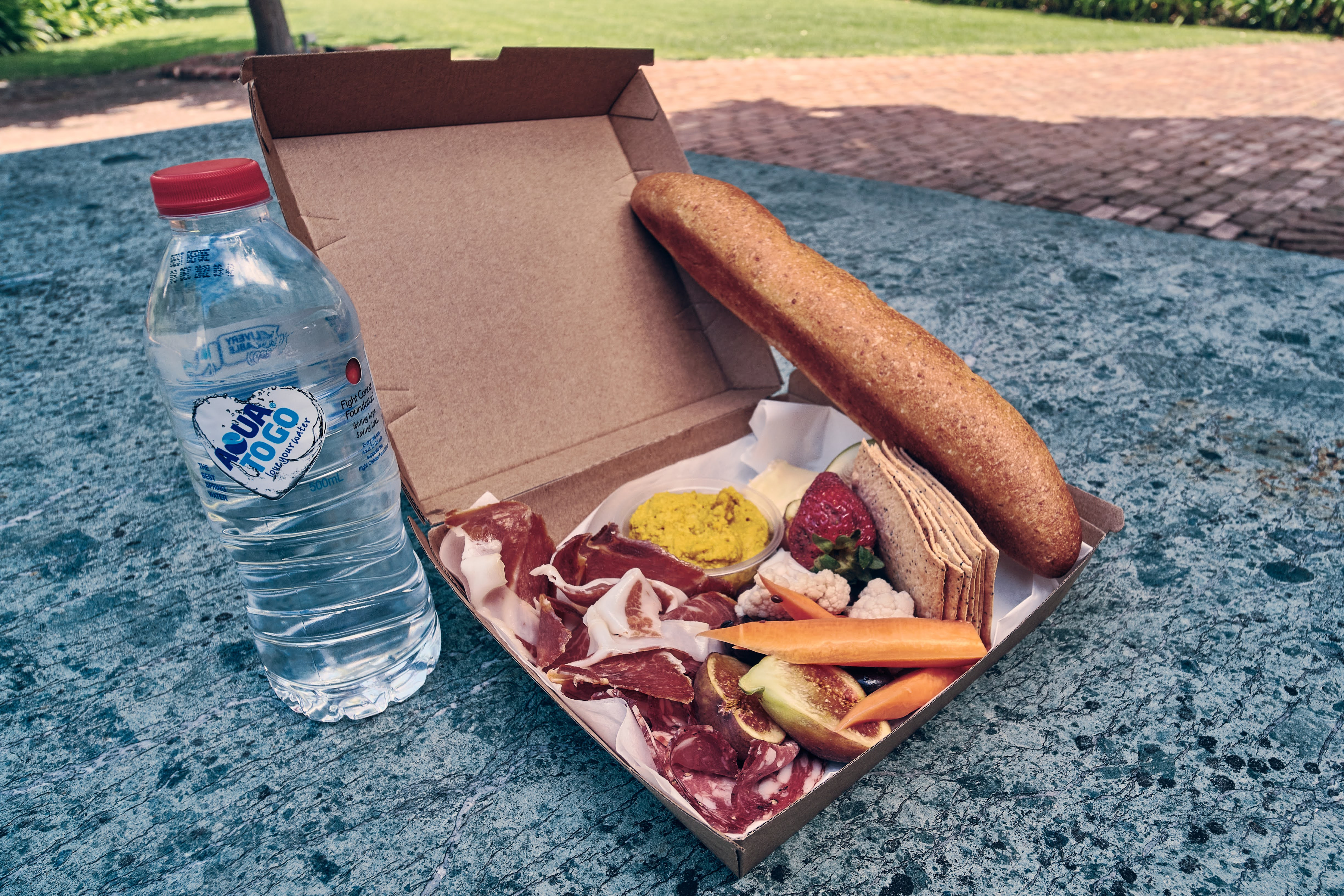 Picnic Box For One Adult