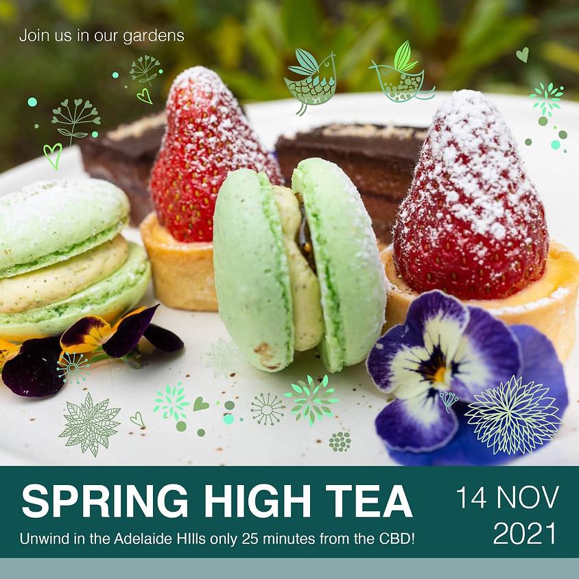 Spring High Tea