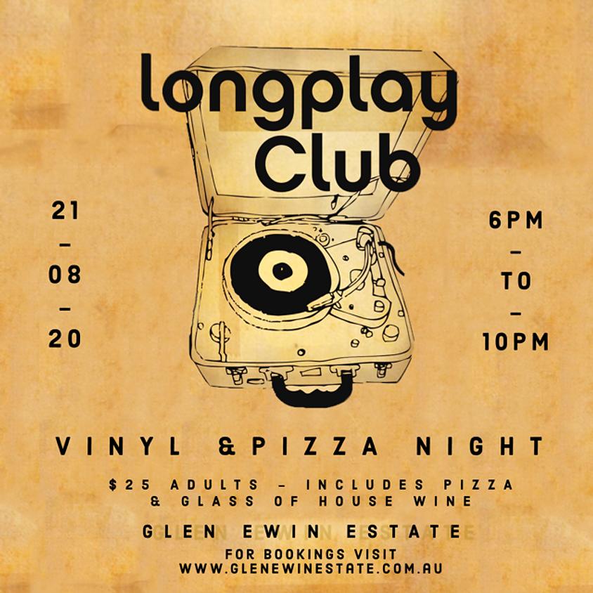 Vinyl & Pizza Night 2.0