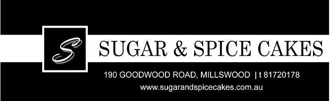 Sugar & Spice Cakes