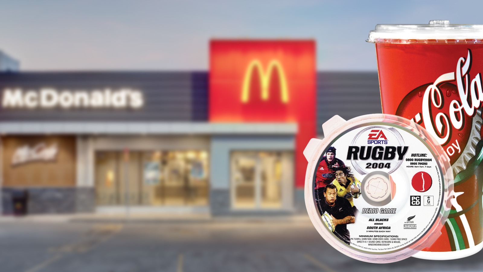 Client: McDonald's