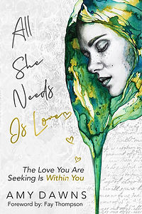 All She needs is Love Front Cover.jpg
