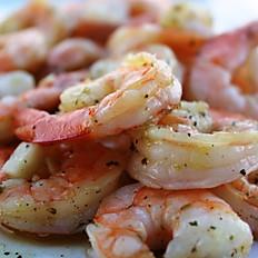 Shrimp Aglio olio