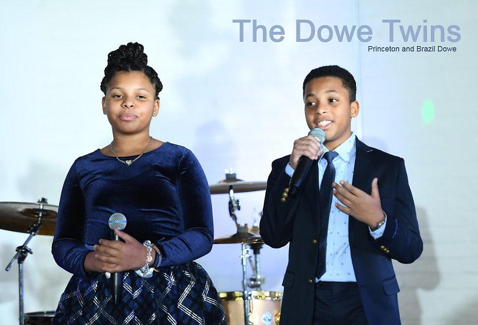 Dowe Twins