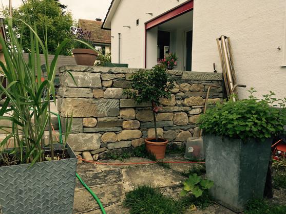 Gartenaufwertung Winterthur