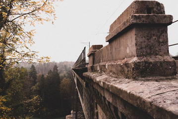 Ansicht der historischen Thurbücke