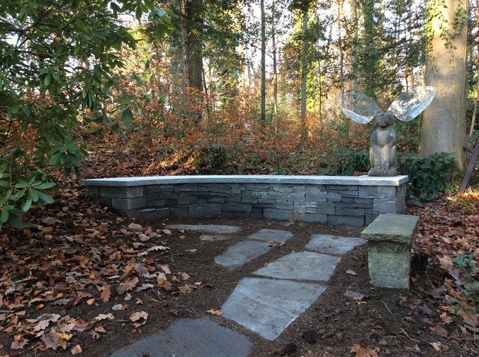 Familiengrab, Waldfriedhof Schaffhausen