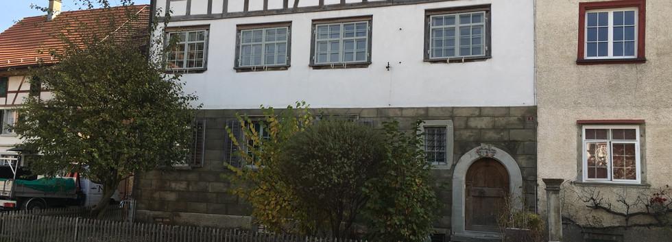 Herrenhaus Oberstammheim