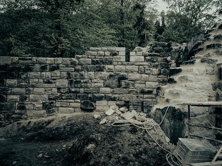 2. Etappe Ruine Friesenberg Zürich