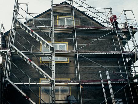 Fassadenreparatur Winterthur Wülflingen