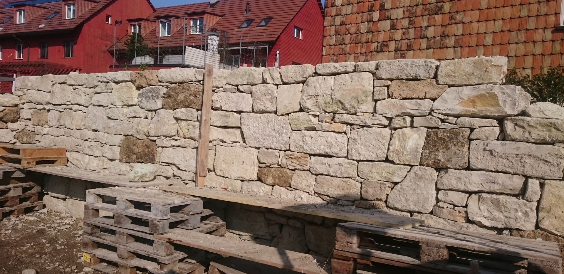 Trockenmauer Winterthur