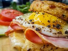 The Usual Breakfast Sanwich