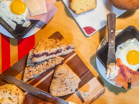 Breakfast Pastry Spread