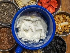 Yogurt & Toppings