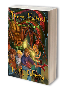 Thomas Holland and Pandora's Portal