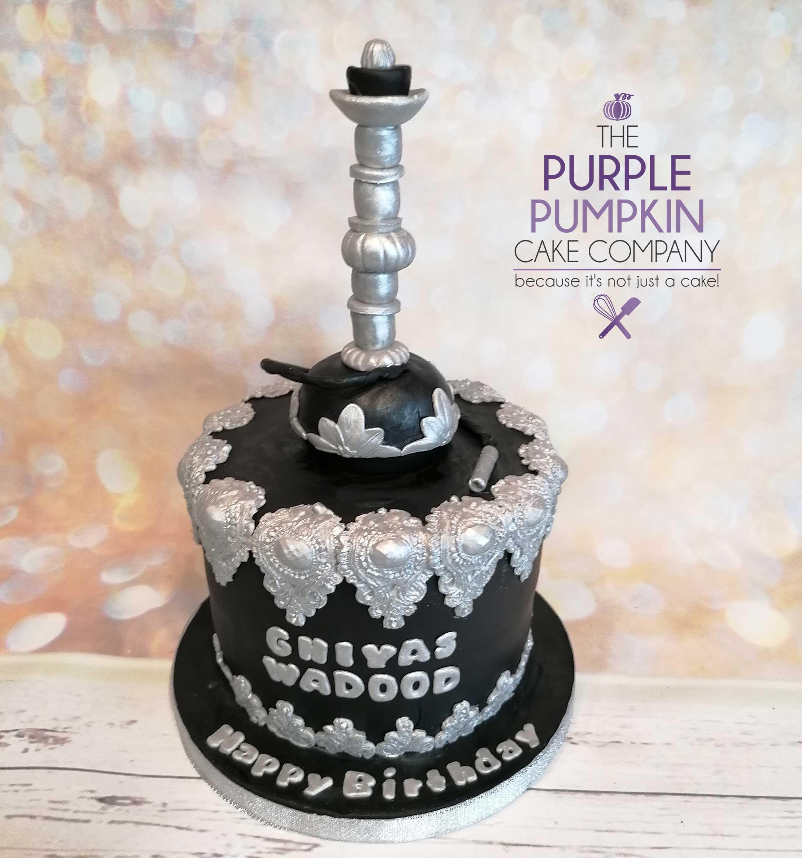 shisha cake