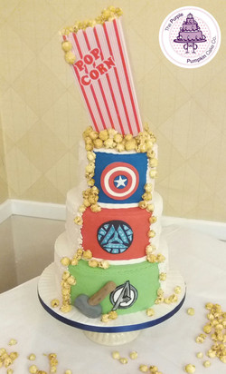 Marvels Popcorn